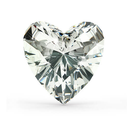 heart diamant