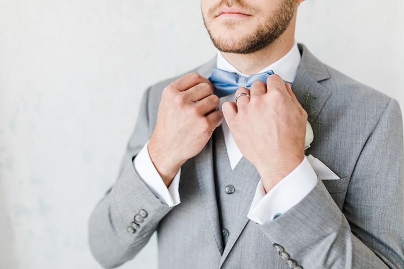 d41340a26e47 Svadobný oblek pre ženícha  kompletný sprievodca výberom