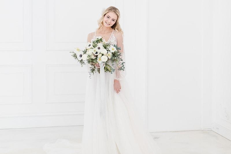 f395fa60d45cc Nájsť svoje vysnívané svadobné šaty nemusí byť ľahké, plánujte preto ich  výber s predstihom