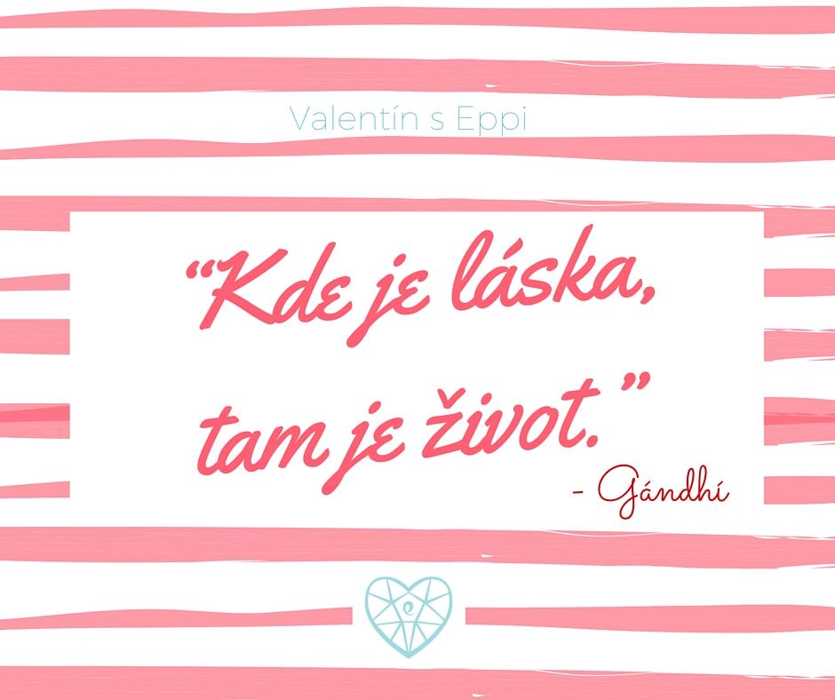 2ed475732 Valentínske priania a citáty | Eppi.sk