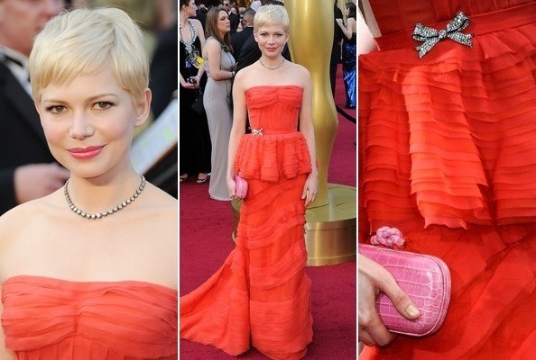 Michelle Williams Oscar