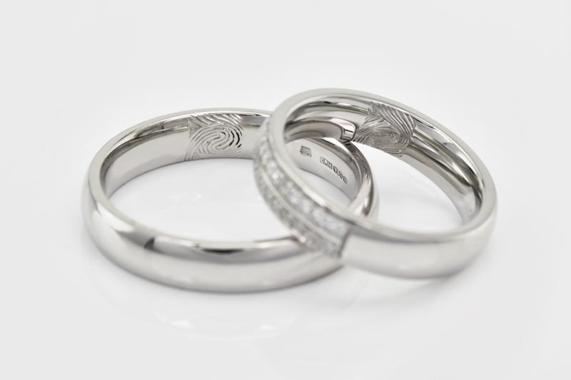 68d9f6c2d Gravírovanie snubných prsteňov a iných šperkov: laser alebo ručné ...