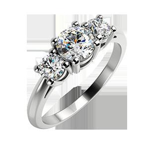 Zásnubné prstene v tradičnom i modernom prevedení  64ab51cf211