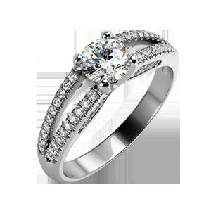 Zásnubné prstene v tradičnom i modernom prevedení  1de523d6ed9
